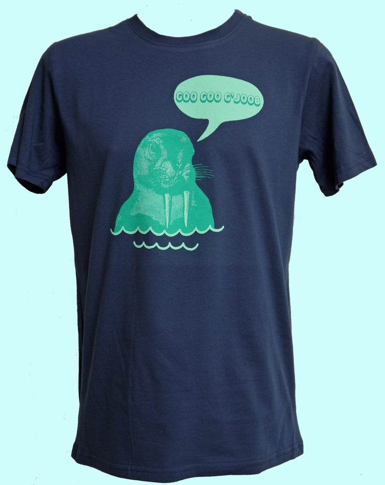 Image of I am The Walrus Tee