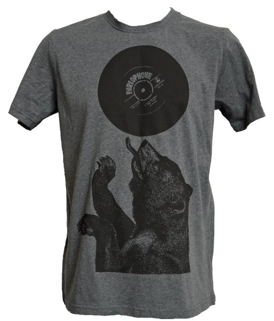 Image of A Taste Of Honey Tee- Charcoal Marl