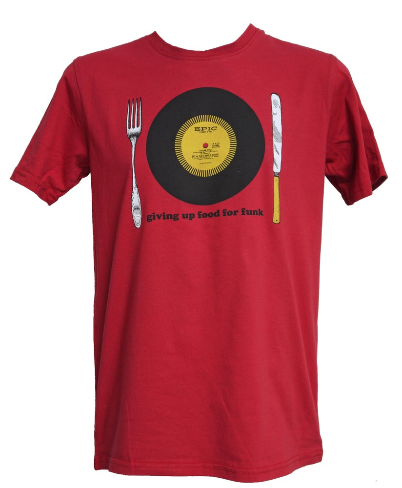 Image of Food For Funk Tee