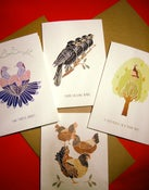 Image of Set of 4 Christmas Cards