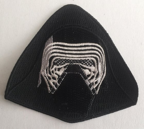 "Image of Kylo Ren 3.5"" Tall Patch"