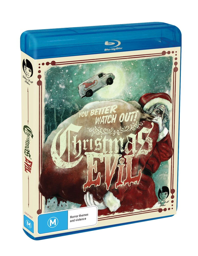 Image of Christmas Evil (Bluray)