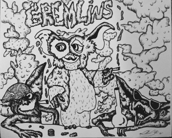 Image of Smoked Out Gremlins