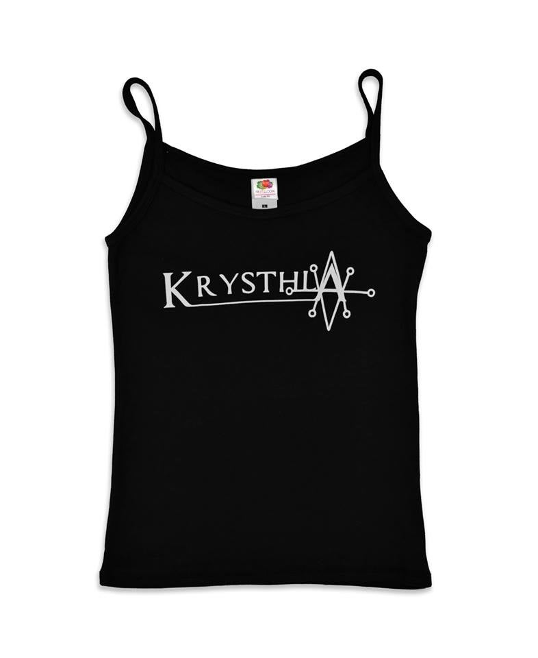 Image of Krysthla Girls Strap Top