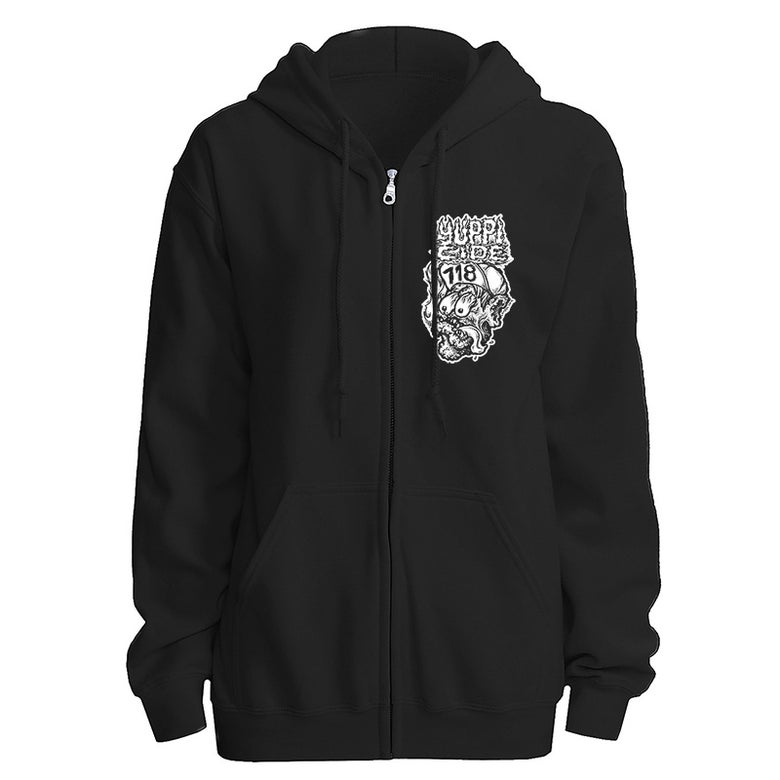 Image of Revenge Regret Repeat Hoodie