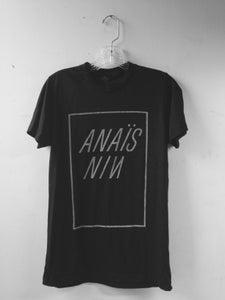 Image of Anaïs NIN t shirt