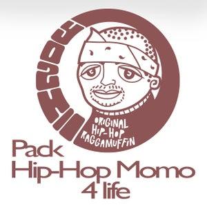 """Image of Pack """"Hip-Hop Momo 4 life"""""""