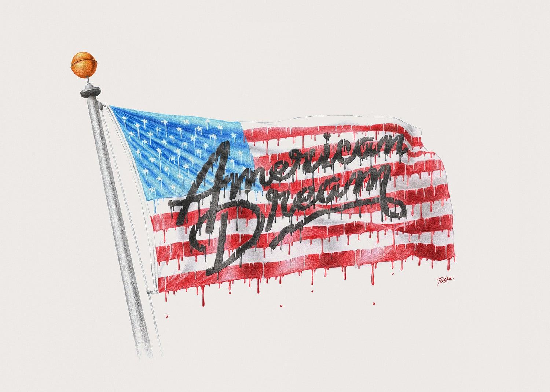 Image of AMERICAN DREAM OK