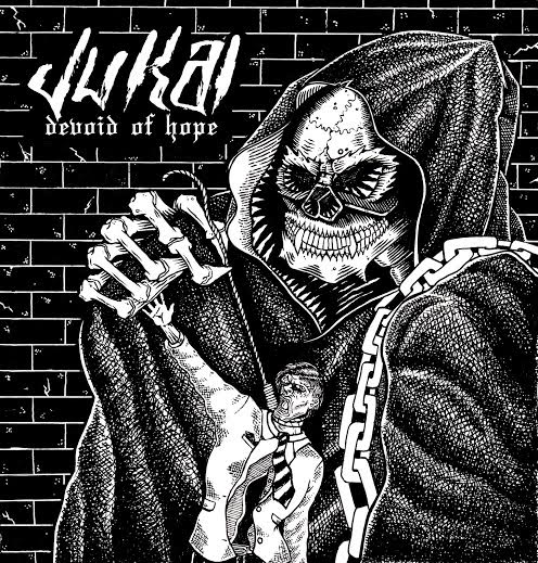 "Image of Jukai - Devoid Of Hope 7"""