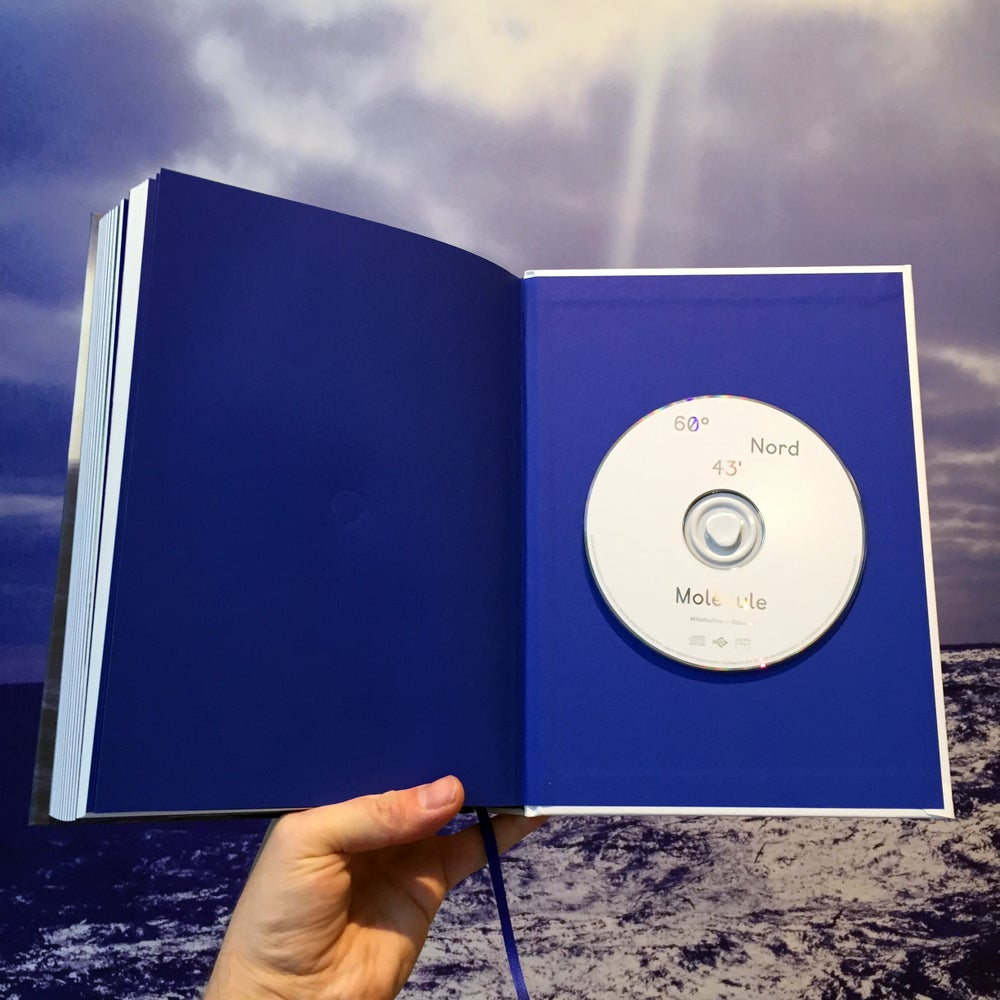 Image of 60°43' Nord Collector's Edition (BOOK + CD ALBUM INSERT)