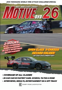 Image of Motive DVD #26 - World Time Attack 2015