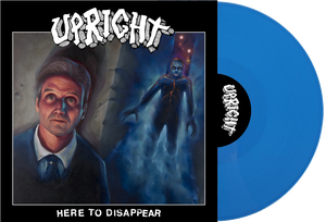 Image of Upright - Here To Disappear 12""