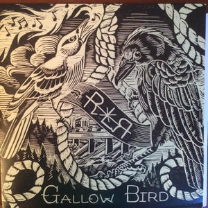 "Image of Gallow Bird 7"" Vinyl Record"