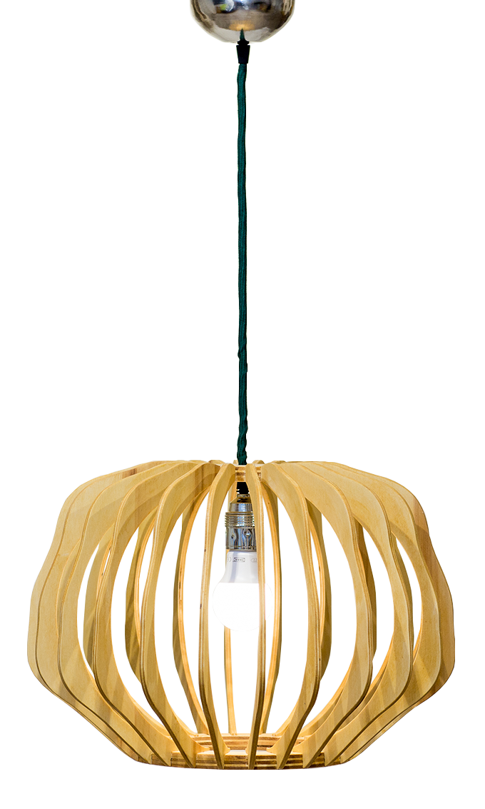 Image of Wave lamp