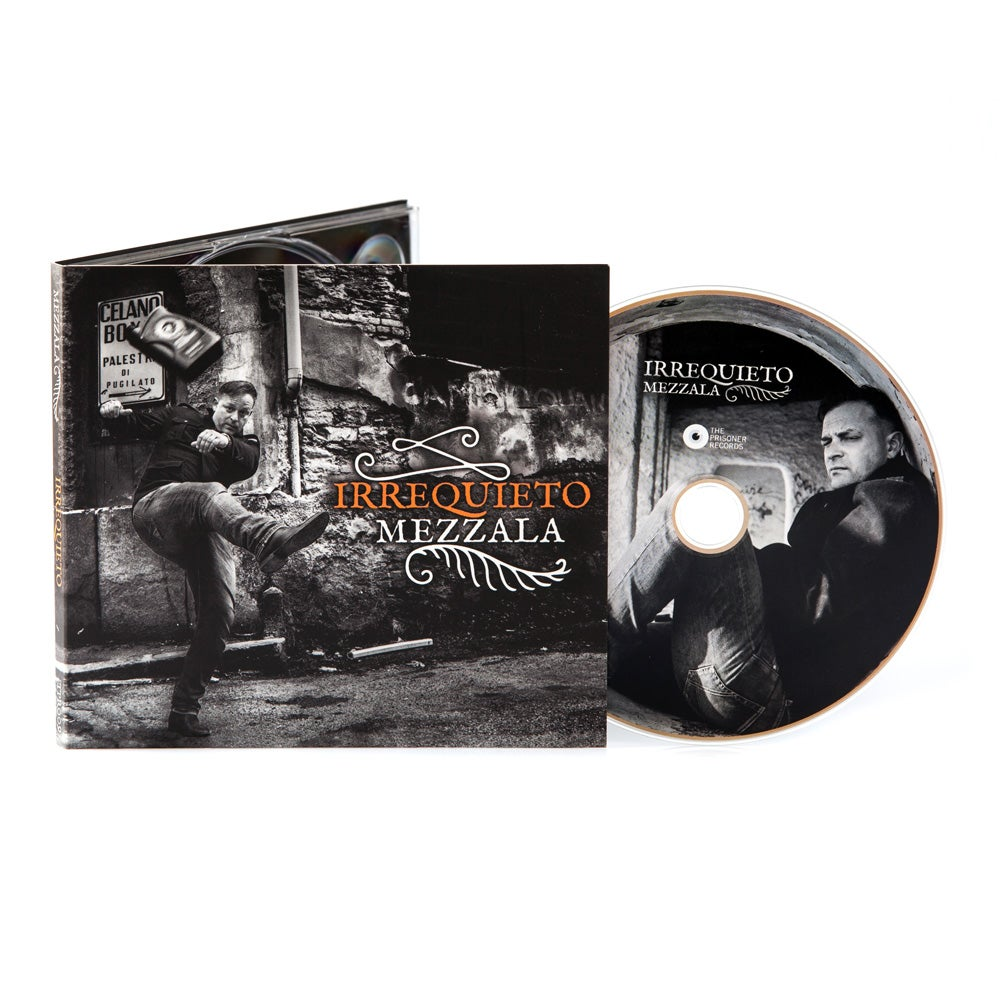 Image of MEZZALA - IRREQUIETO (CD Digipack)