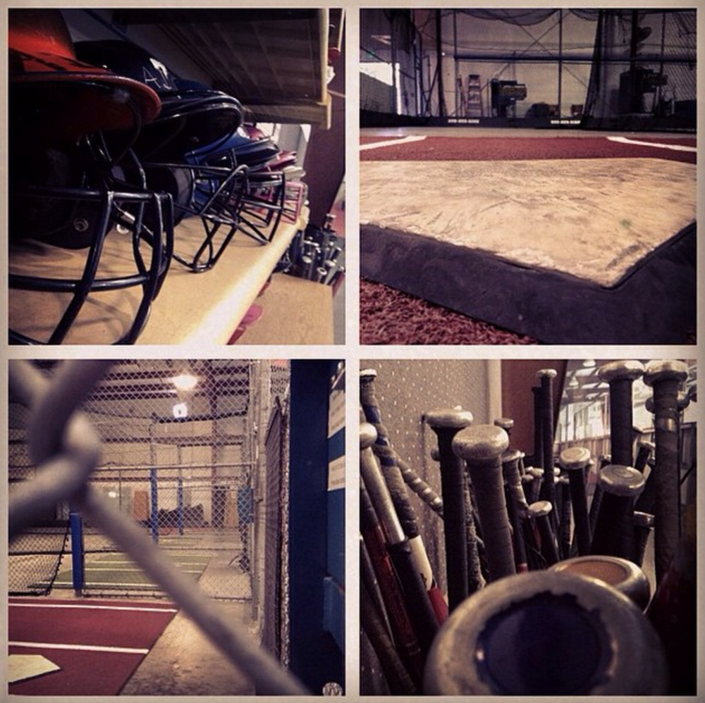Image of 30 Minute Batting Cage Reservation