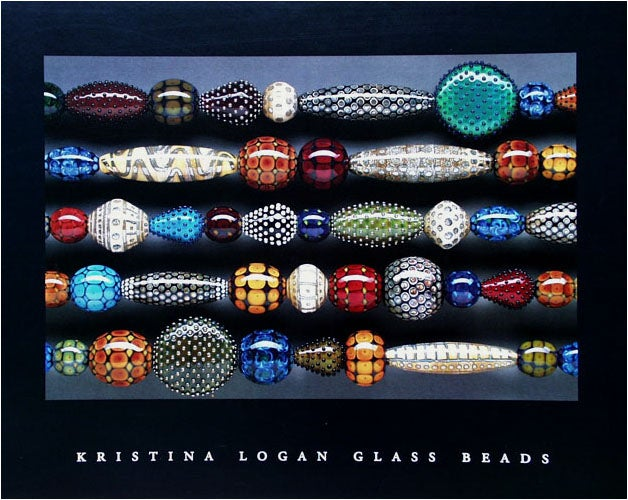 Image of Kristina Logan Glass Beads Poster