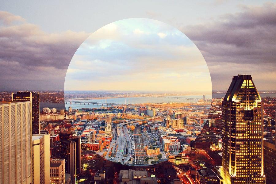 Image of Montréal - Jour & Nuit