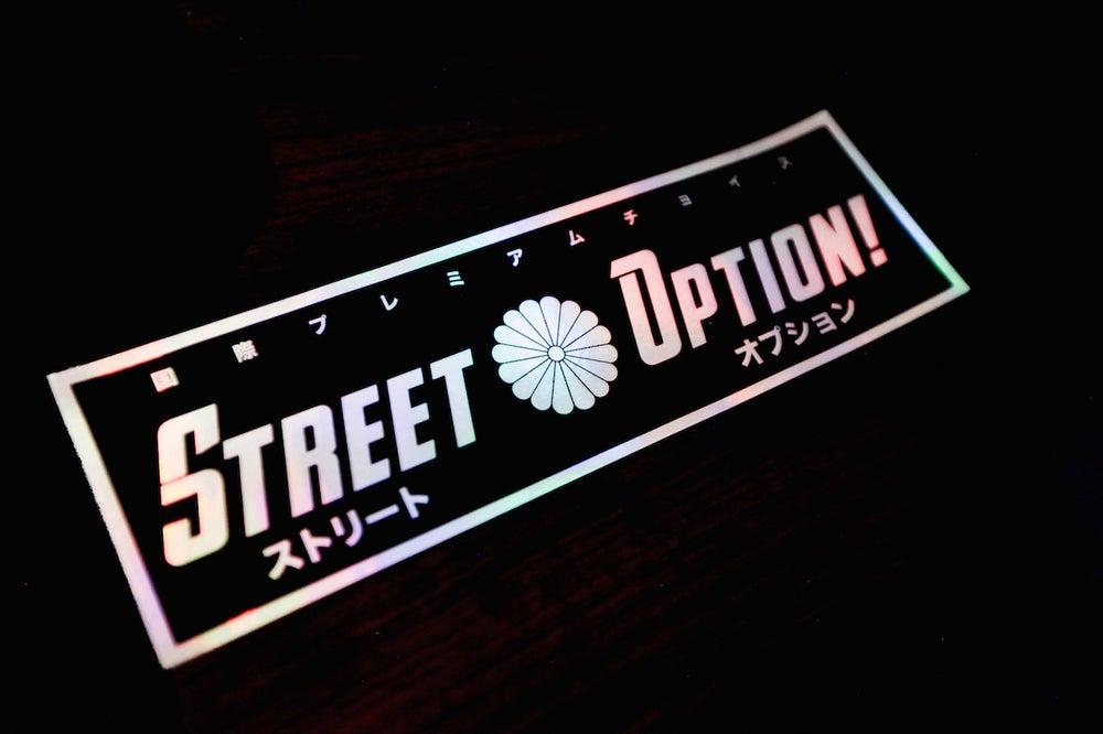 Image of ストリートオプションチームスリック | Street Option Team Slick (limited)
