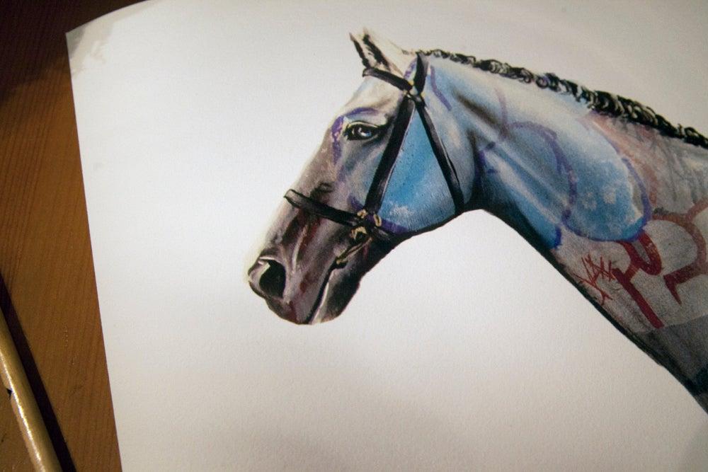 Image of Graff Equestrian II