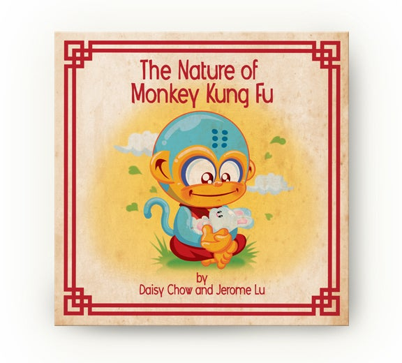 Image of The Nature of Monkey Kung Fu