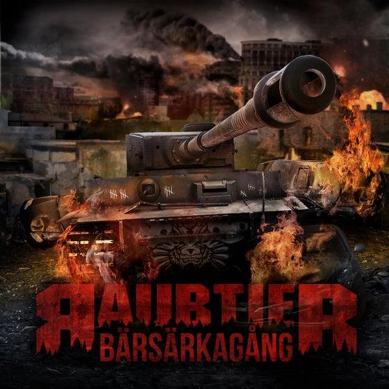Image of Raubtier - Bärsärkagång (BLACK-Vinyl LP)