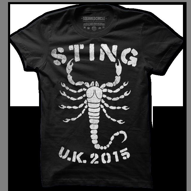 Image of Sting Tour Shirt