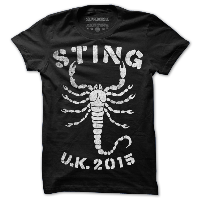 Image of Sting Tour Shirt