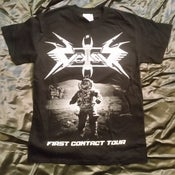Image of First Contact Tour T-shirt 2-sided [EXCLUSIVE]