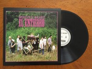 """Image of LP """"El entierro"""" (2015)"""