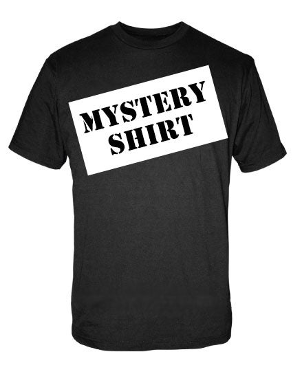 Image of Mystery tee!?
