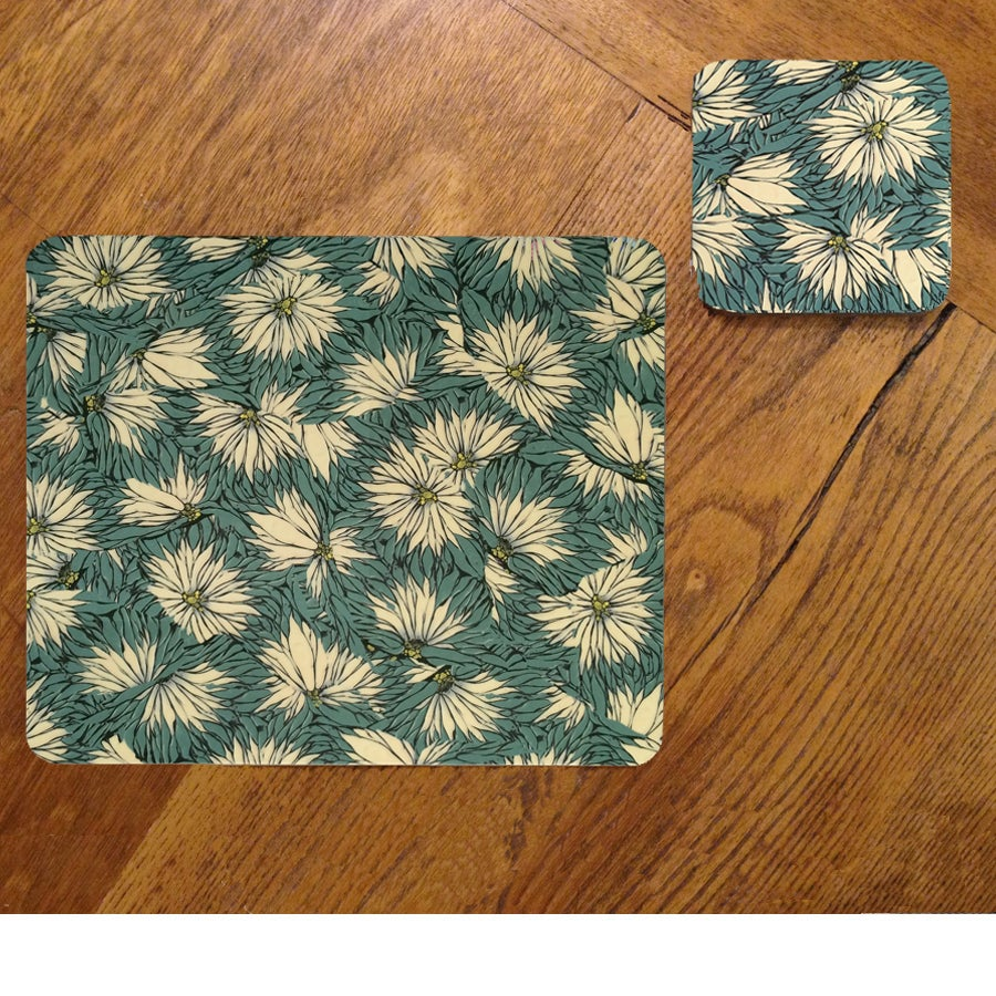 Image of Set of 4 Placemats - Love in a Mist