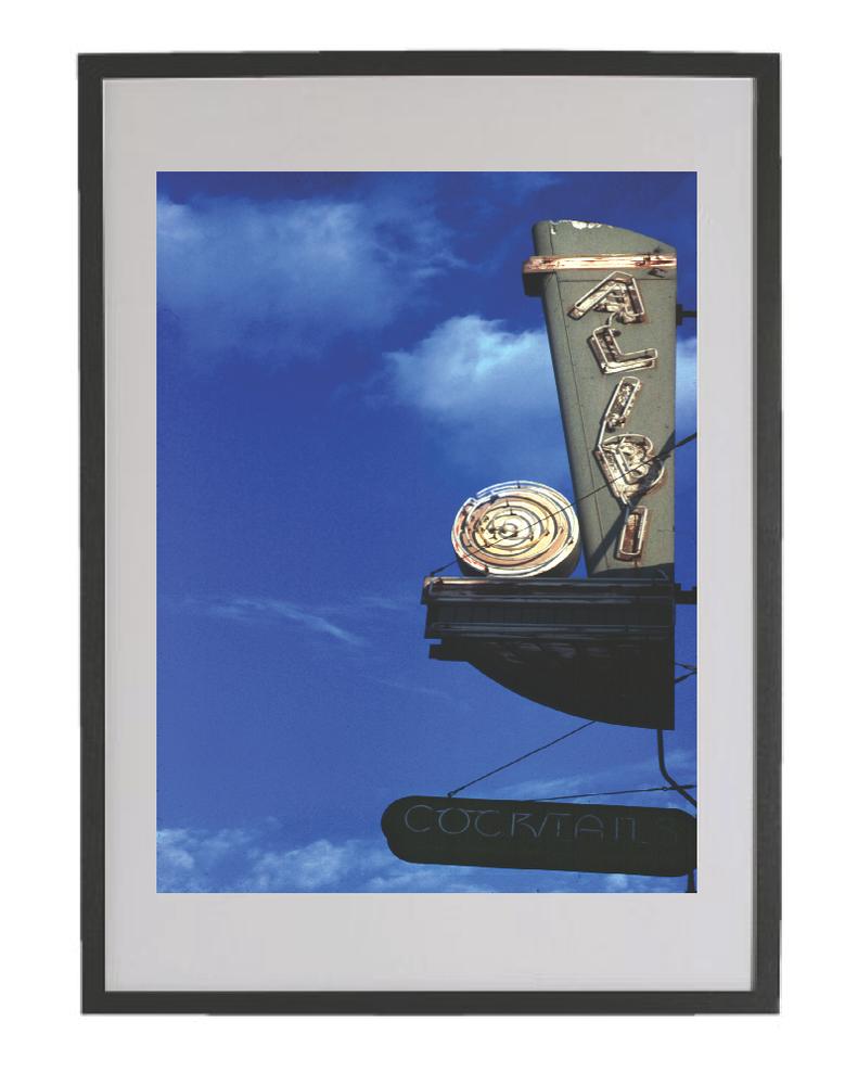"Image of Chris Darrow - 24"" x 36"" Ltd Ed Giclee Print - Alibi Bar"