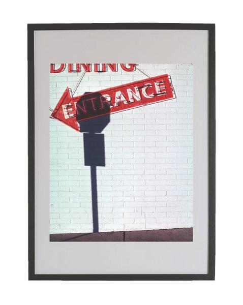 "Image of Chris Darrow - 24"" x 36"" Ltd Ed Giclee Print - Entrance"
