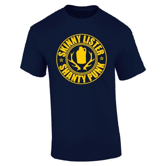 Image of Shanty Punk T-shirt