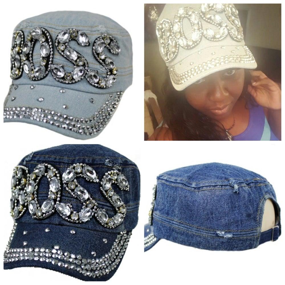 Image of Boss hat