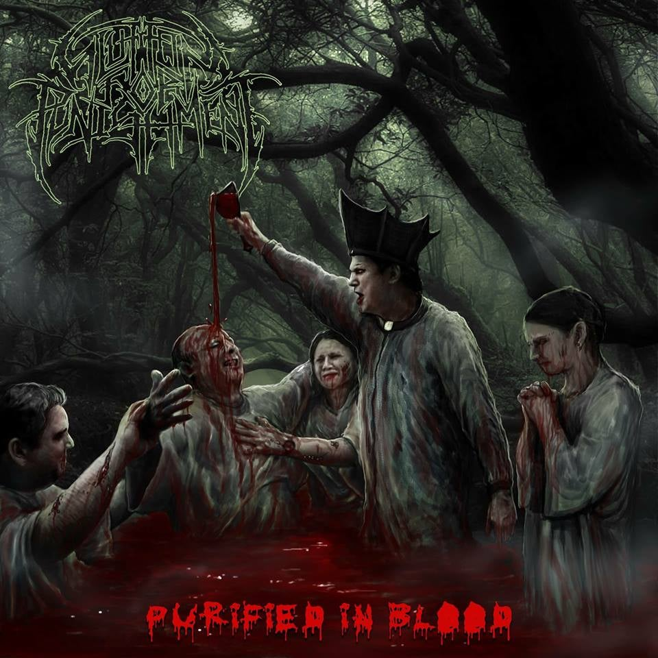 "Image of Glutton for Punishment ""Purified in Blood"""