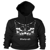 Image of Lucifer The Cat - Hooded Pullover Sweater