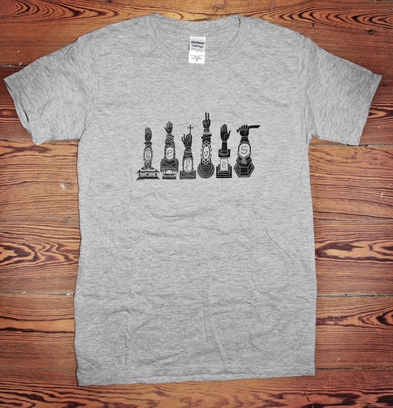 "Image of T-Shirt ""Hands Up"""