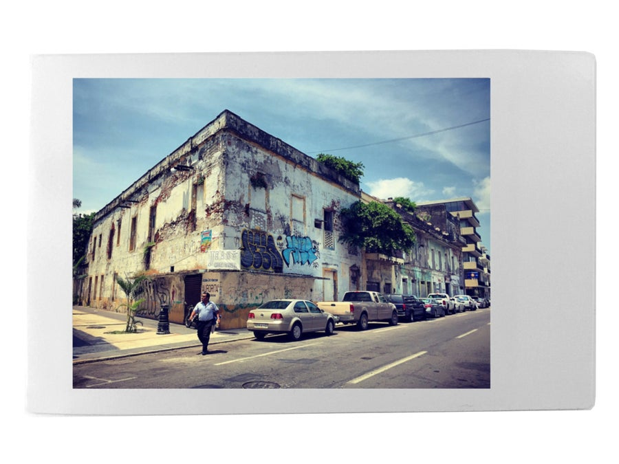 Image of Urban decay, Veracruz