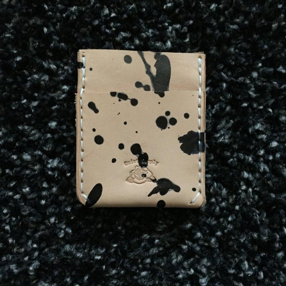 Image of The Bradley Wallet —Splatter