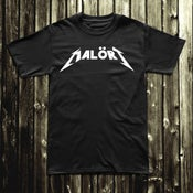 Image of Malört™ Metal Tee - Black
