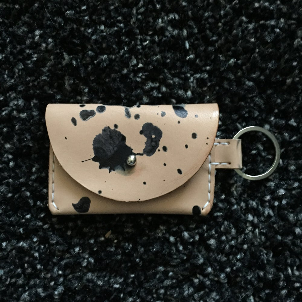 Image of The Alison Wallet —Splatter