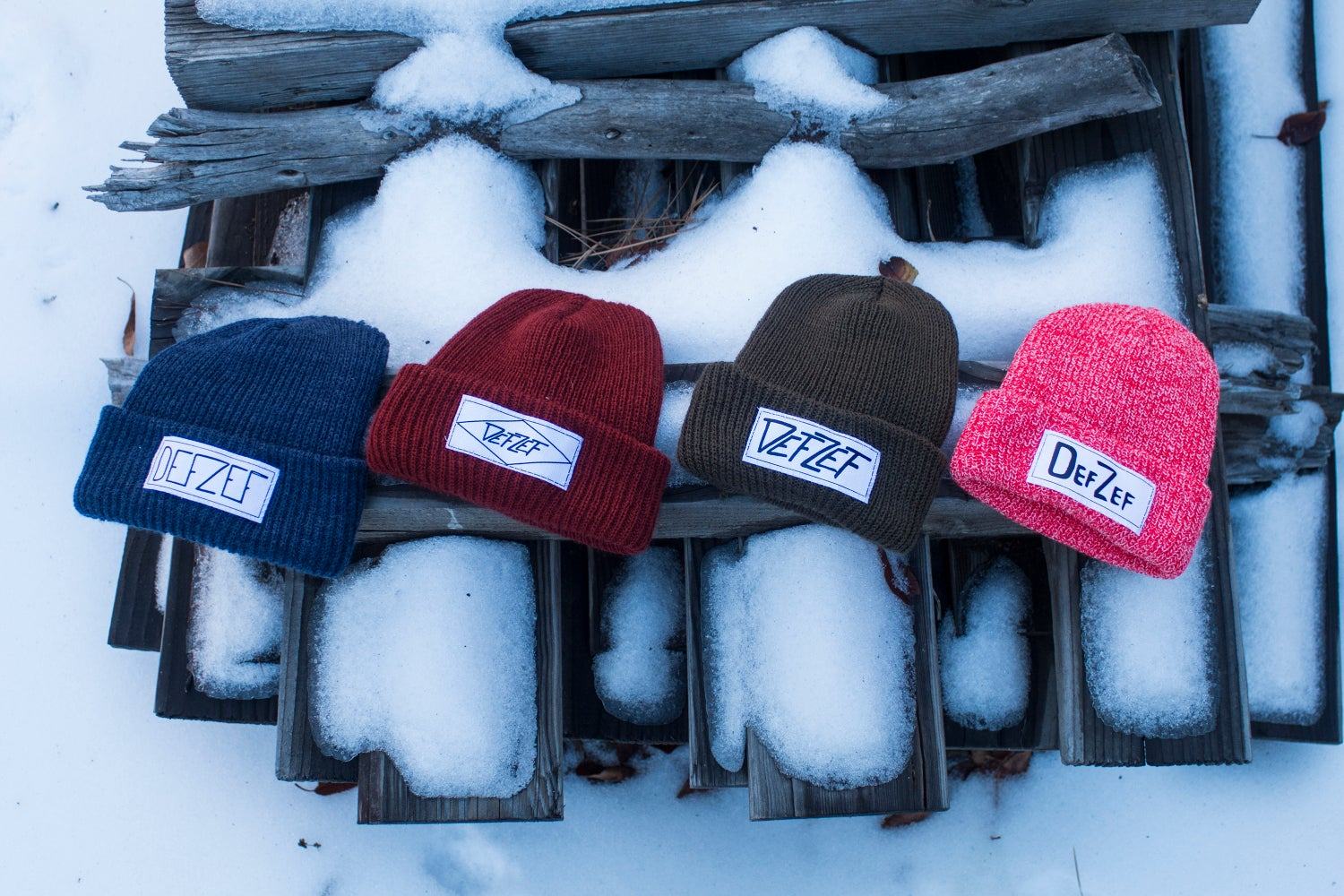 Image of Canvas Beanie