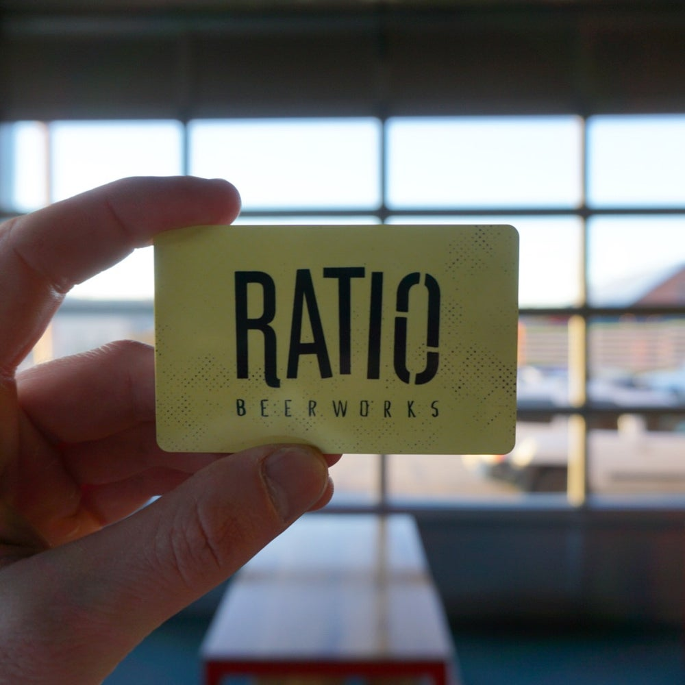 Image of Ratio Beerworks Gift Card