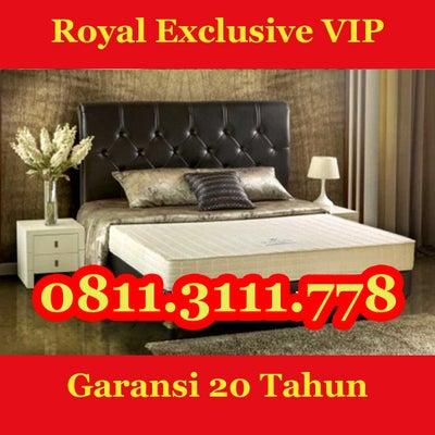 Image of Jual Kasur Busa Royal Exclusive VIP 0811-311-1105