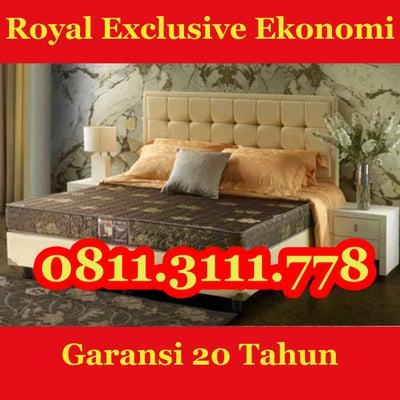 Image of Jual Kasur Busa Royal Exclusive Economy 0811-311-1105