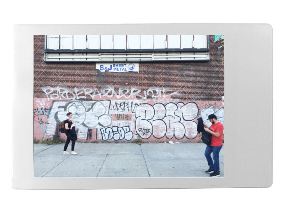 Image of Williamsburg walls, Brooklyn