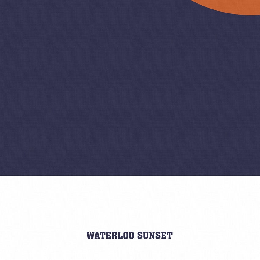 Image of Waterloo Sunset Art Print