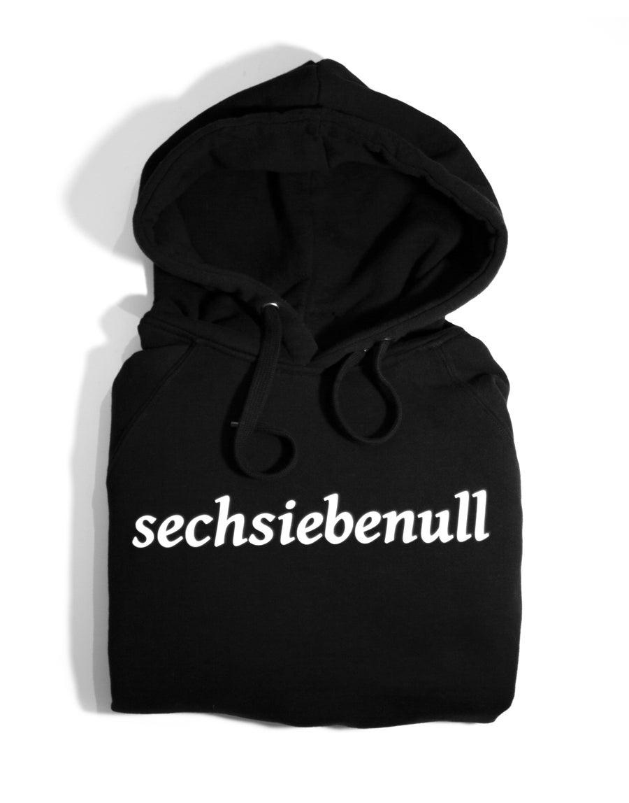 Image of Sechsiebenull - Hoodie